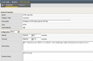F5 Monitor text file contents | RESDEVOPS